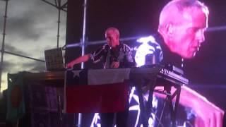 Fatboy Slim @ Pulparty - Hotel & Village (Sábado 16 de Febrero 2013, Mantagua, Chile)