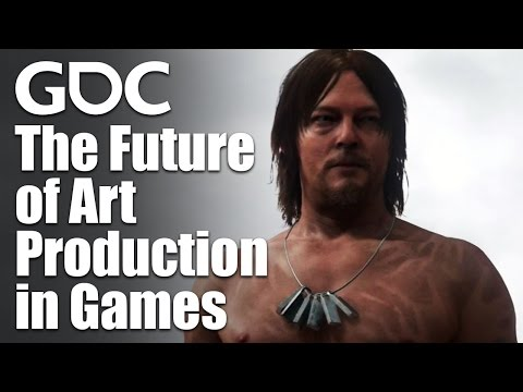 The Future of Art Production in Games