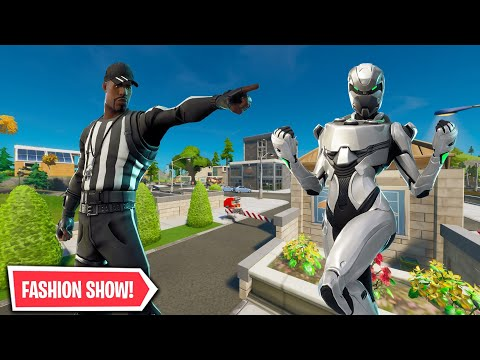 🔴Fortnite Fashion Show LIVE! Skin Competition Best COMBO WINS A REWARD