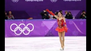 ALINA ZAGITOVA Olympics 2018 FS japanese comments with sub ПП с переводом комментариев японцев