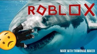 ROBLOX ON ATTACK THE REQUIN! (ft registreed)