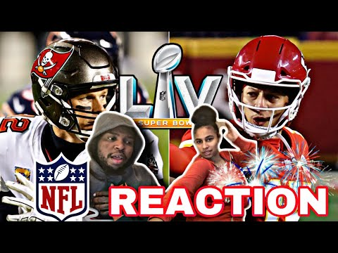 Chiefs vs. Buccaneers | Super Bowl LV Game Highlights*Our Reaction*
