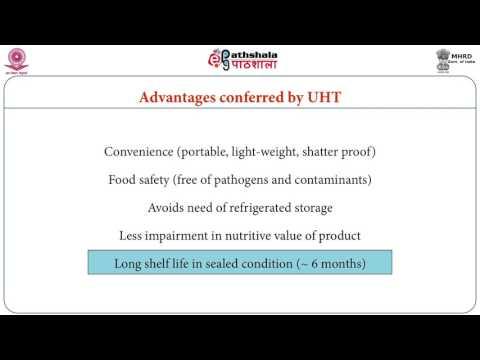 UHT milk and milk product(ft)