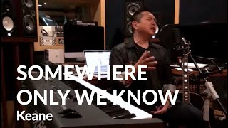 Download Lagu Somewhere Only We Know - Keane (Sidney Mohede Cover) mp3