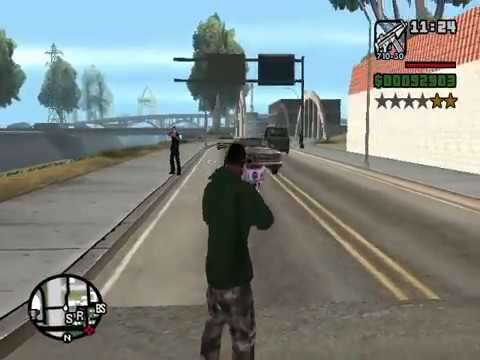 GTA  San Andreas : How to find the sticky bomb (100% TRUE)