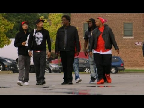 Download Kamau on gang violence in his hometown