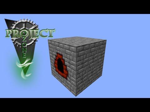 Minecraft Mods Project Ozone - IMMERSIVE TECHNOLOGY [E06] (Modded HQM Sky Block)