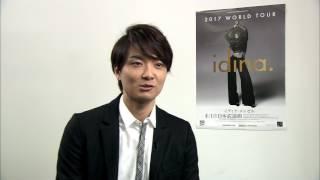 イディナ・メンゼル東京公演へのゲスト出演が決定した井上芳雄さんに、...