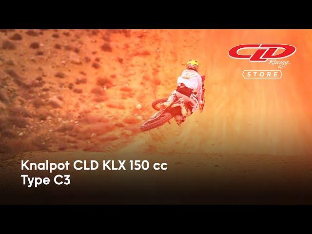 Knalpot CLD KLX 150 type C3