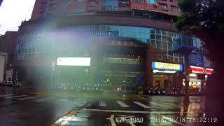 【普龍貢工房】 放大鏡 MVP 1080P GPS 測速型 行車紀錄器 陰天 下雨 前鏡頭 原廠設定值 G6 實車安裝