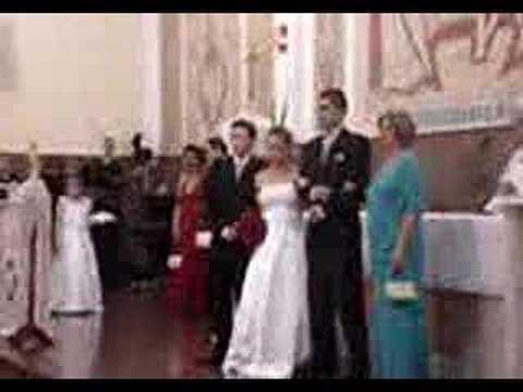 Casamento de Alexandre e Aline
