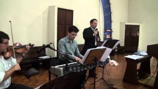 Missa Perpétuo Socorro- Panis Angélicus Tenor-Carla Coral e Orquestra