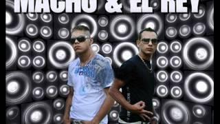 Macho Y El Rey Ft. Los Wachiturros Mega Mix ~ (Siente El choke , Metele Caliente)