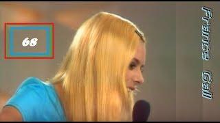 France Gall - Der Computer Nr 3.  ( live ) - Berlin - 1968