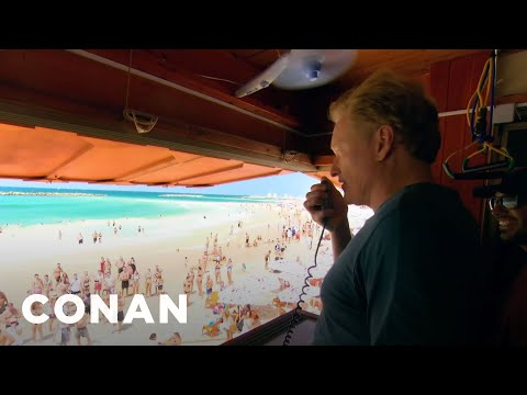 #ConanIsrael Sneak Peek: Tel Aviv - CONAN on TBS
