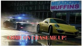 COME ON CHASE ME! (NFS MW 2012)