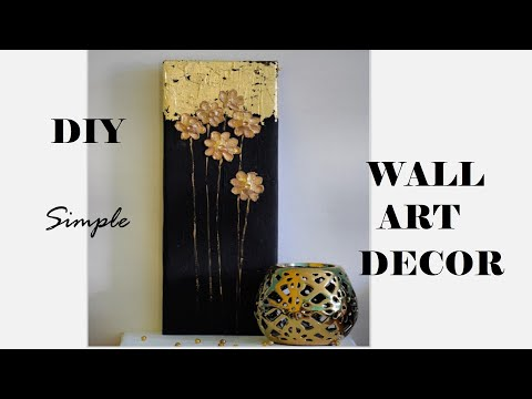 diy-wall-art-decor-//texture-canvas