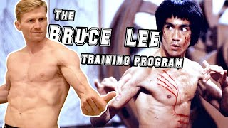 I tried Bruce Lee's training program!