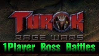 Turok Rage Wars - Boss Battles 1 Player TAL