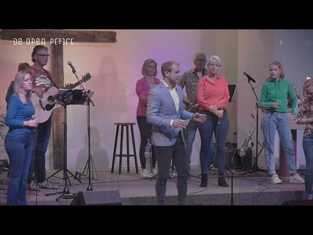 Kerkdienst 3 oktober 2021 (compilatie)