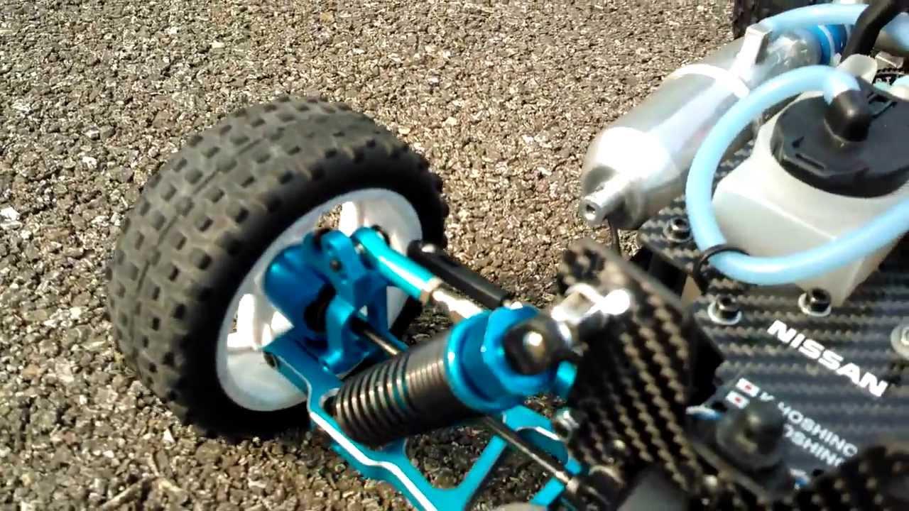 Aluminium Upgrade Hsp Backwash Redcat Carbon Fiber Rc Nitro Car 1