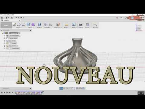 Sculpt vs Model Modes in Fusion 360