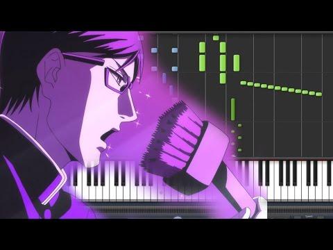 【FULL】Sakamoto desu ga? [坂本ですが?] Opening - COOLEST (Piano Synthesia Tutorial + Sheet)