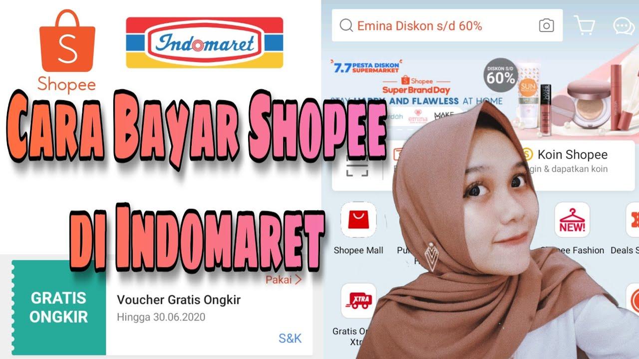Cara Bayar Shopee di Indomaret | Cepat, Mudah dan Aman ...