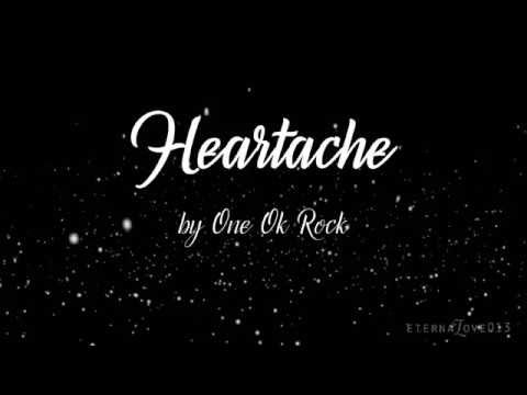 Heartache  ONE OK ROCK English Version Lyrics