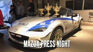 Business and Leisure | Lifestyle Chronicles : Mazda Press Night