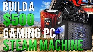 Build a $500