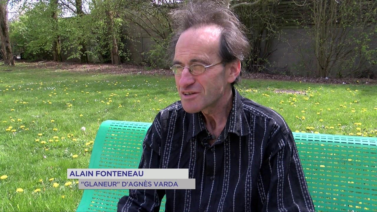 Yvelines   La Verrière :  Alain Fonteneau, le glaneur d'Agnès Varda