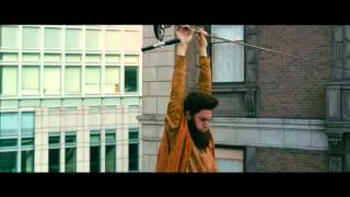 The Dictator - Zipline Scene