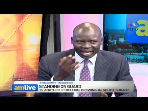 Unknown whereabouts of Paul Malong stokes fears South Sudan may face another rebellion
