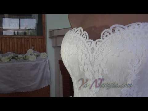 Свадебные платья оптом Бишкек brilliance 14439