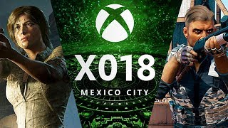 Xbox X018 - Rumors, Leaks and Everything Confirmed for the Show!