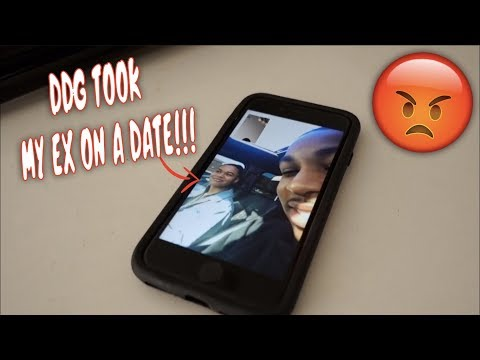 DDG TOOK MY EX GIRLFRIEND ON A DATE!!! *ITS OVER*