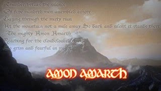 Amon Amarth - Intro (Studio Version)