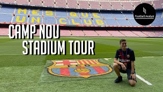Camp nou tour + match day experience ...