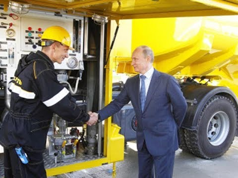Putin on taxation of Gazprom & Rosneft, oil deal with Saudis & ruble exchange rate