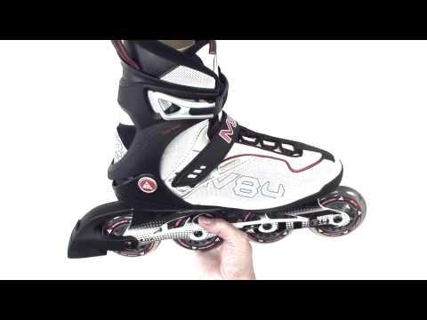 Inline Skates k2 Exo k2 Moto 84 Inline Skates 2010