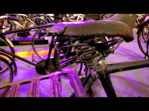 จักรยานเก่าๆ โบราณที่งาน Seacon bicycle expo 14