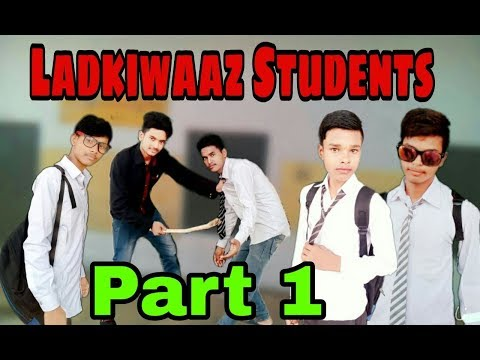 Ladkiwaaz Students Part 1 Comedy - yo yo Shareef khan