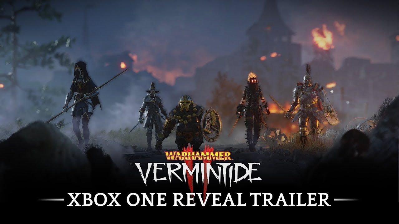 Warhammer Vermintide 2 Beta Live Now on Xbox One, Full Game Due on