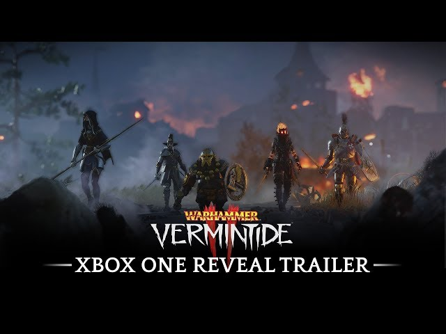 Warhammer: Vermintide 2 | Xbox One Reveal Trailer