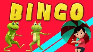 bob der Zug | Bingo song | Lied für Kinder | Baby Song | Rhyme For Children | Preschool Song