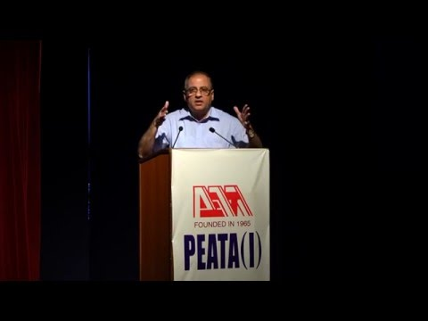 Ajoy Mehta municipal commissioner's speech on Ease of doing Business i MCGM