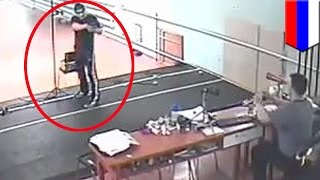 В Новокузнецке ученик убил тренера по стрельбе