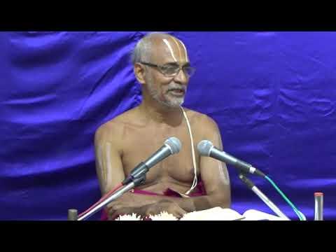 9 Feb;Day(1) Part 3 of 4 Parts Upanyasam on Swami Desikan Chillai Rahasya Anubhavam
