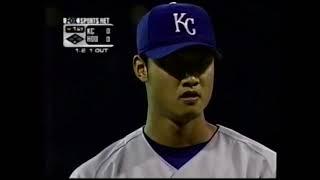 2000 MLB: Royals at Astros - Jul 8